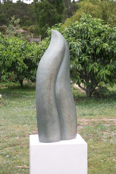The bone studio and gallery sculpture