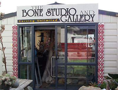 The Bone Studio's Workshop